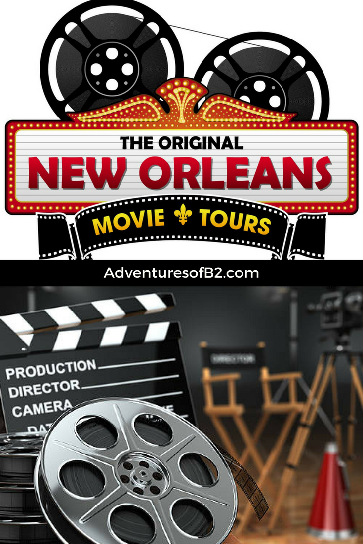 July Date | New Orleans Movie Tour