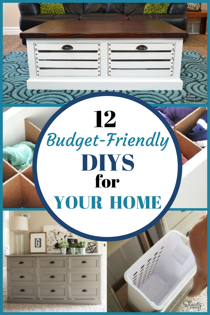 DIYs for Home Organization