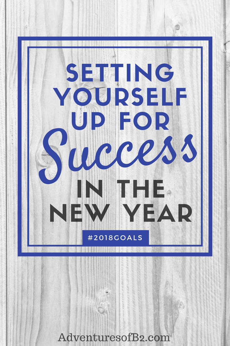 Setting up for Success in the New Year