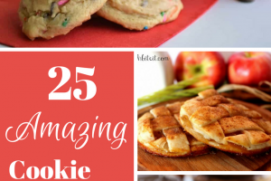 25 Amazing Cookie Recipes You'll Want to Make Now!