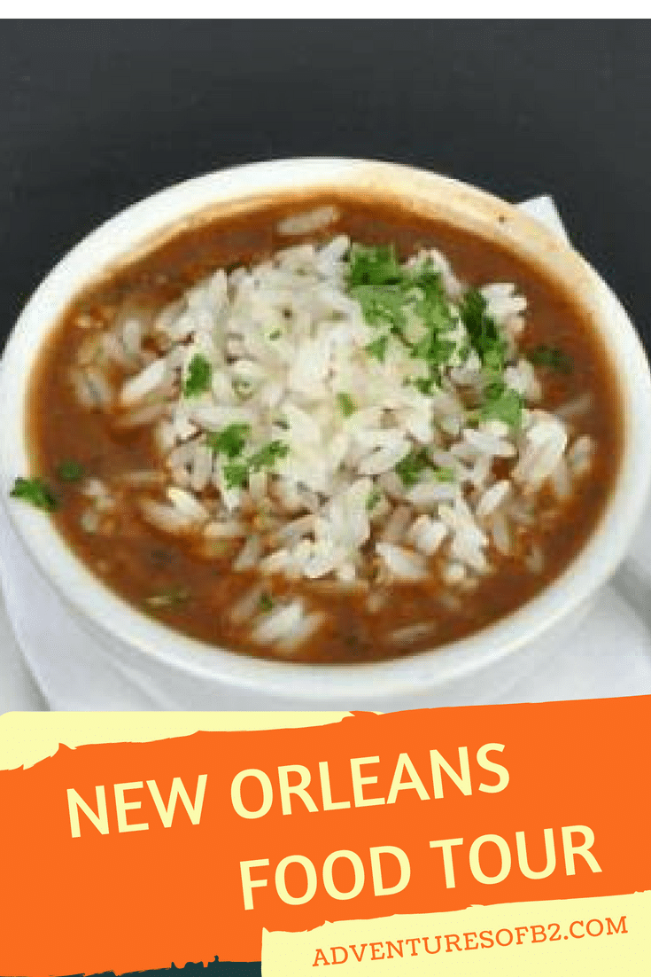 June Date 2015: New Orleans Food Tour