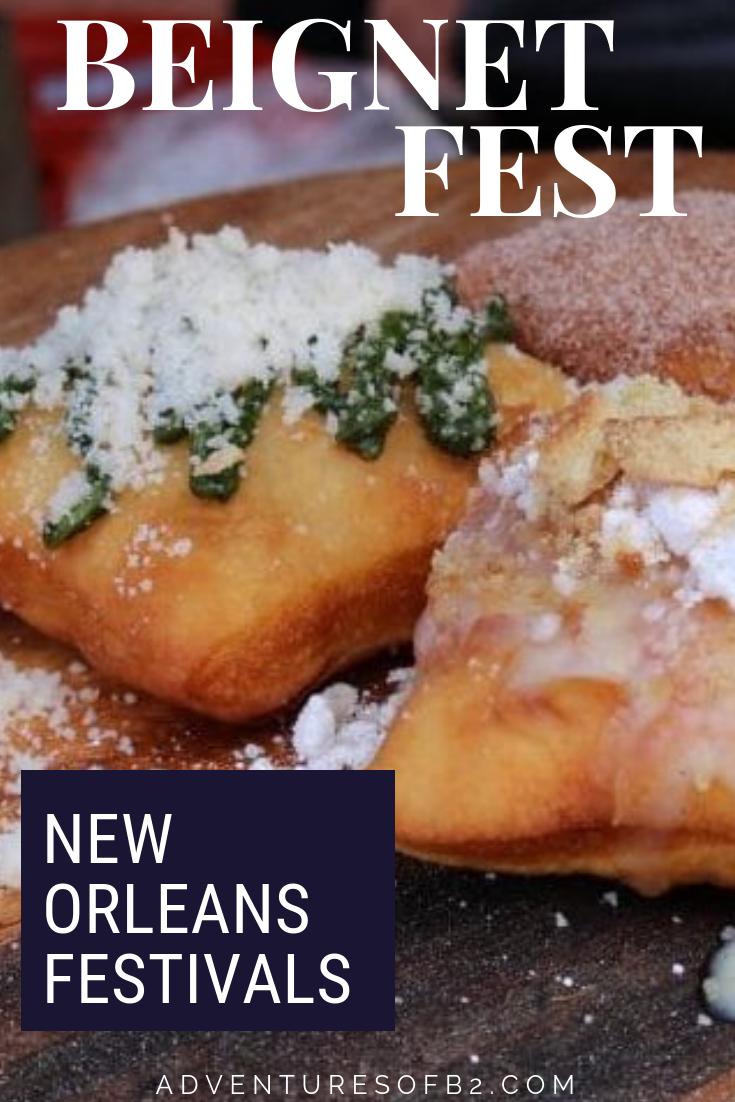 New Orleans Beignet Festival