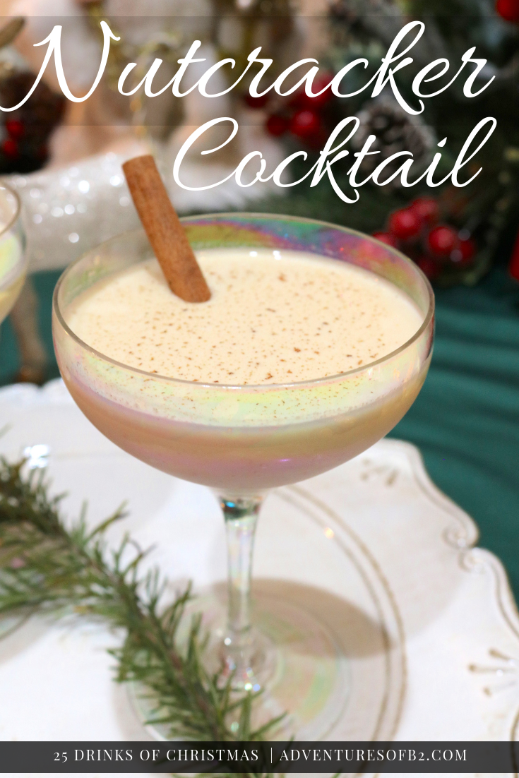 Nutcracker Cocktail