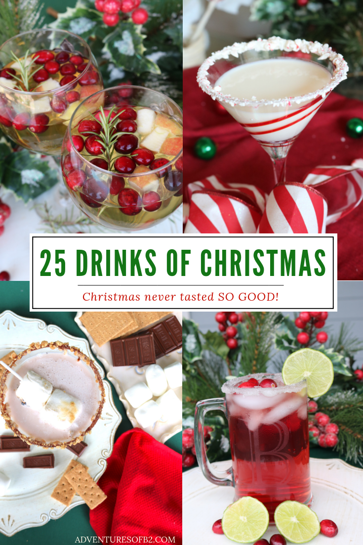 25 Drinks of Christmas