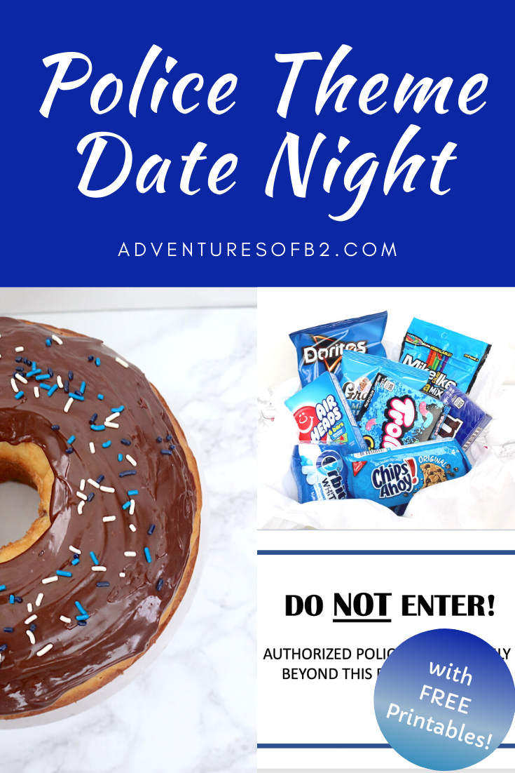 Police Themed Date Night